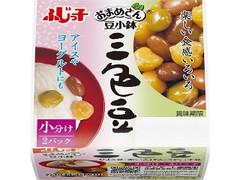 フジッコ 豆小鉢 三色豆 パック65g×2