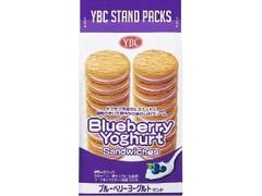 YBC ブルーベリーヨーグルトサンド 袋9枚×2