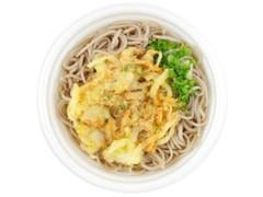 ローソン「レンジだし香るかき揚げそば」など:新発売のコンビニ麺