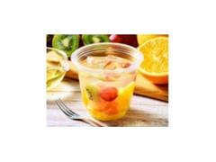 ローソン ミックスフルーツ りんご酢