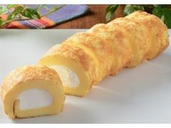 ローソン 焼きチーズもち食感ロール チーズクリーム