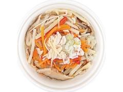 ローソン 鶏ささみともち麦の白湯スープ