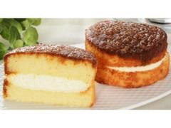ローソン カラメルソースがしみこんだざらめのフワジュワケーキ