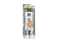 ローソン 手巻寿司 納豆
