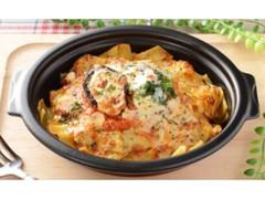 ローソン 焼生パスタ トマトチーズソースのラザーニャ