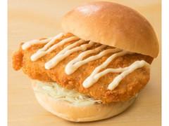 ローソン まちかど厨房 フライドチキンバーガー