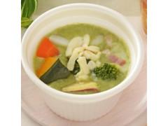 ローソン 19品目の野菜が摂れる緑のポタージュ