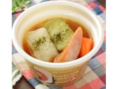 ローソン ロールキャベツのトマトスープ
