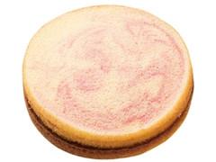 ローソン イチゴサンドケーキ 博多あまおう苺のジャム&福岡県産牛乳入りホイップ