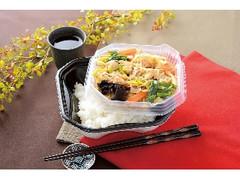 ローソン 1/2日分の野菜が摂れる 豚肉と七品目野菜炒め丼
