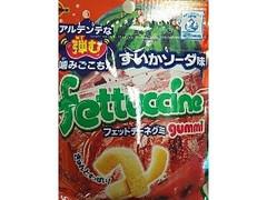 ブルボン フェットチーネグミ すいかソーダ味 袋50g