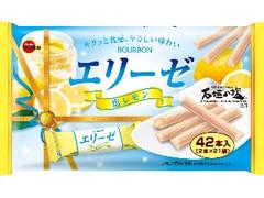 ブルボン エリーゼ 塩レモン 袋2本×21