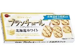 ブルボン ブランチュール ミニチョコレート 北海道ホワイト 箱12個