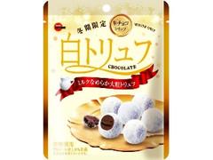 ブルボン 白トリュフチョコレート 袋60g