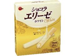 ブルボン ショコラエリーゼホワイト 箱10本