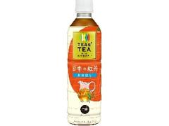 伊藤園 TEAs' TEA NEW AUTHENTIC 日本の紅茶 ペット450ml