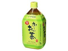 伊藤園 お~いお茶 緑茶 ペット1L