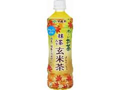 伊藤園 お~いお茶 抹茶入り 玄米茶 ペット525ml