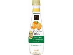 伊藤園 ビタミンフルーツ オレンジMix100% ペット340g
