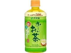 伊藤園 ホット専用 お~いお茶 緑茶 ペット500ml