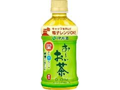 伊藤園 ホット専用 お~いお茶 緑茶 レンジ対応 ペット345ml