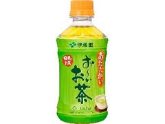 伊藤園 ホット専用 お~いお茶 緑茶 ペット345ml