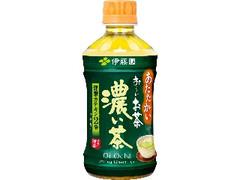 伊藤園 ホット専用 お~いお茶 濃い茶 ペット345ml