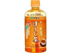 伊藤園 ホット専用 お~いお茶 ほうじ茶 ペット500ml