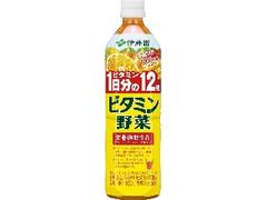 伊藤園 ビタミン野菜 ペット930g