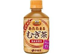伊藤園 ホット専用 健康ミネラル あたたまるむぎ茶 ペット275ml