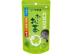 伊藤園 お~いお茶 若芽・若茎入り緑茶 袋100g