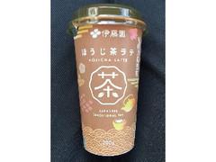 伊藤園 ほうじ茶ラテ カップ200g
