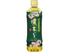 伊藤園 お~いお茶 濃い茶 ペット600ml