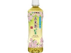 伊藤園 お~いお茶 抹茶入り玄米茶 ペット525ml