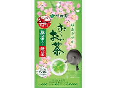 伊藤園 2割増量 お~いお茶 抹茶入り緑茶 袋120g