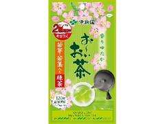 伊藤園 2割増量 お~いお茶 若芽・若茎入り緑茶 袋120g