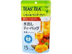 伊藤園 TEAS'TEA レモン&マンゴーティー 水出しティーバッグ 袋15個