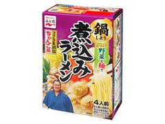永谷園 煮込みラーメン コクうま鶏塩ちゃんこ風 箱294g