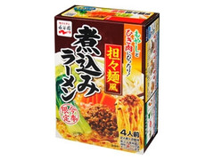 永谷園 煮込みラーメン 担々麺風 箱311g