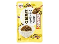 永谷園 日本を味わうソフトふりかけ いかと昆布の松前漬け 袋28g