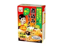 永谷園 煮込みラーメン 担々麺風 箱167g×2