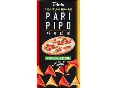 東ハト パリピポ マルゲリータピザ味 箱65g