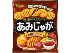 東ハト あみじゃが BBQソース味 袋60g