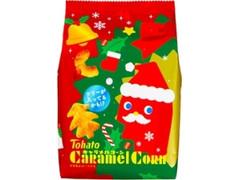 東ハト キャラメルコーン クリスマス 袋80g