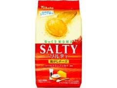 東ハト ソルティ 焦がしチーズ 袋10枚