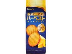 東ハト 生チーズのハーベスト 袋114g
