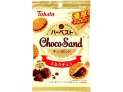 東ハト ハーベストチョコサンド ミルクチョコ 袋42g