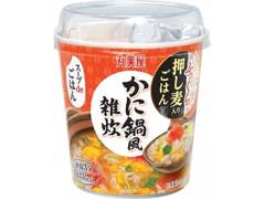 丸美屋 スープdeごはん かに鍋風雑炊 カップ69g
