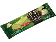 森永製菓 抹茶のチーズスティック 袋63ml