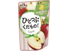 森永製菓 ひとつぶくだものグミ アップル 袋33g